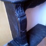 crocodeals-tredesol-vente-materiau-chantier-cheminee-marbre-noir-style-pompadour-3